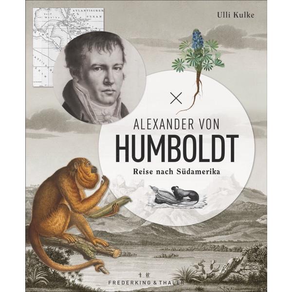 ALEXANDER VON HUMBOLDT - Bildband