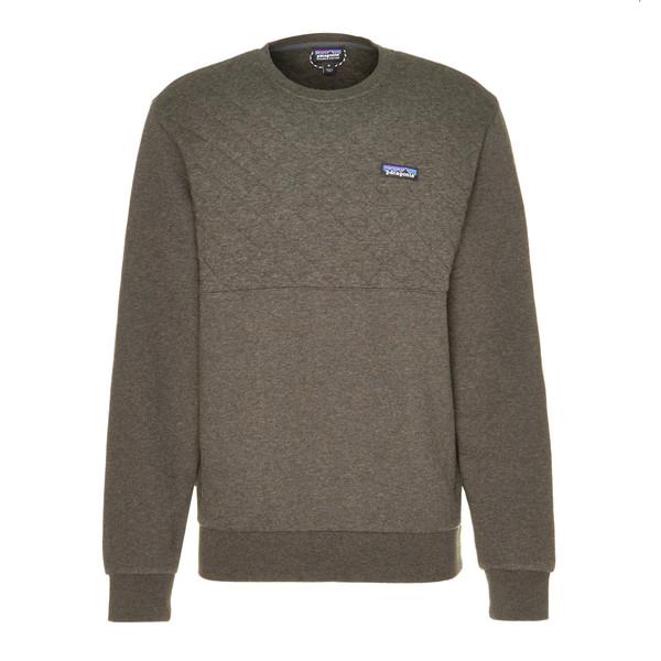 Patagonia M' S ORGANIC COTTON QUILT CREWNECK SWEATSHIRT Männer - Sweatshirt