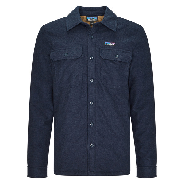 Patagonia M' S INSULATED FJORD FLANNEL JKT Männer