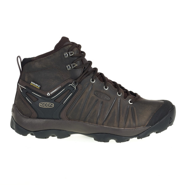 Keen VENTURE MID LEATHER WP Männer - Hikingstiefel