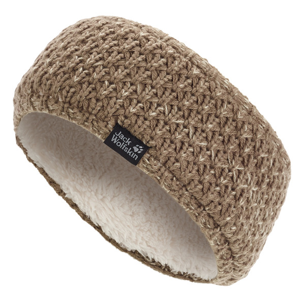 Jack Wolfskin HIGHLOFT KNIT HEADBAND Frauen - Stirnband