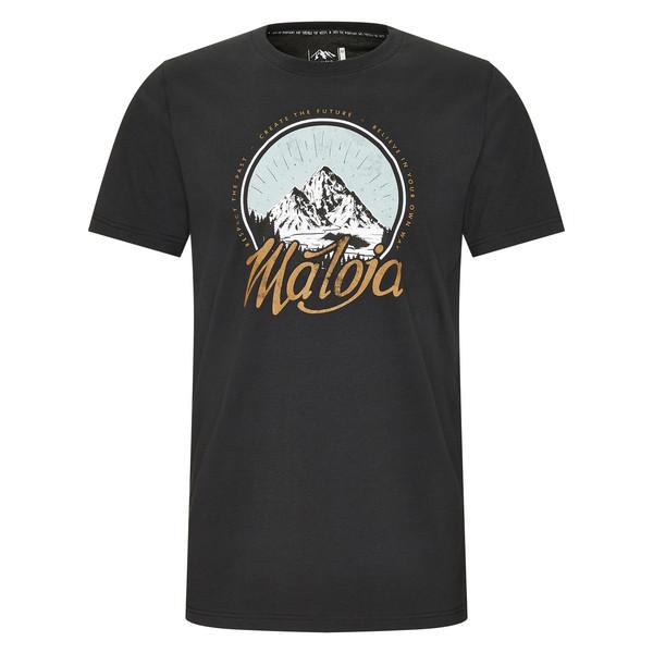 Maloja BERTINM. Männer - T-Shirt
