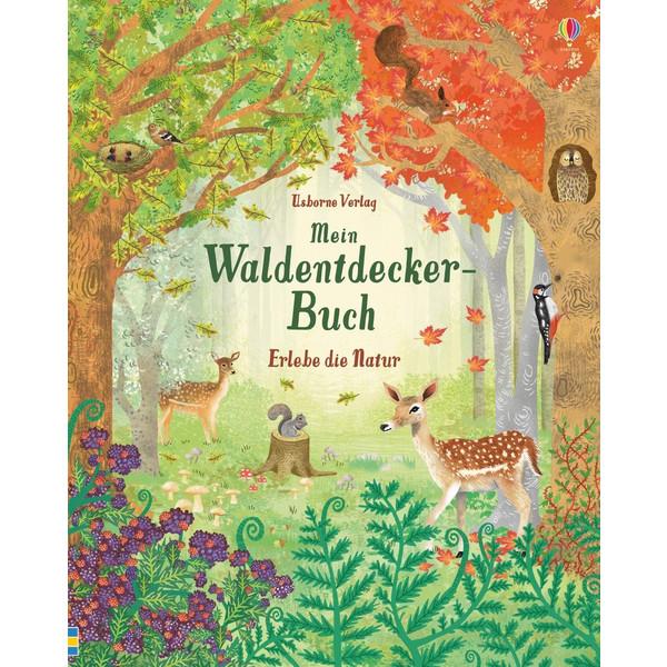 Mein Waldentdecker-Buch - Kinderbuch