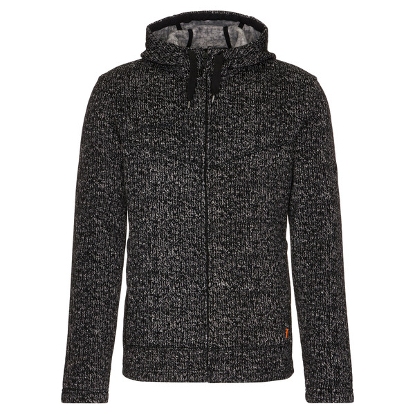Mammut CHAMUERA ML HOODED JACKET MEN Männer - Fleecejacke