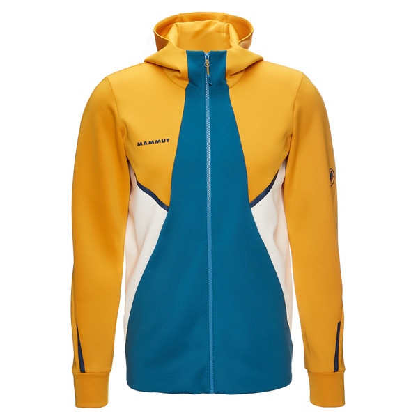 Mammut AVERS ML HOODED JACKET MEN Männer - Fleecejacke