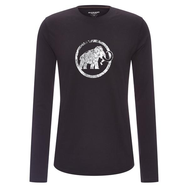 Mammut MAMMUT LOGO LONGSLEEVE MEN Männer - Langarmshirt