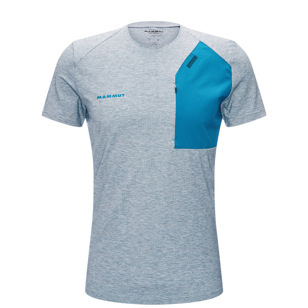 Mammut CRASHIANO  POCKET T-SHIRT Männer - Funktionsshirt