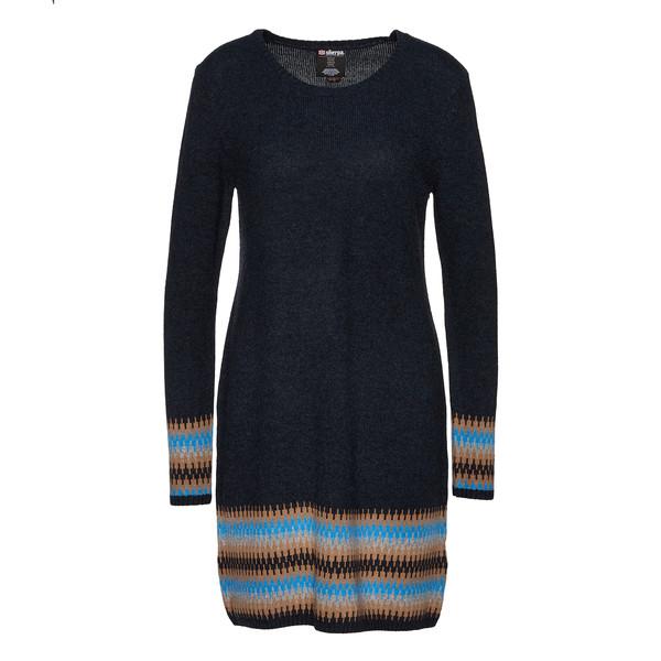 Sherpa MAYA JACQUARD DRESS Frauen - Kleid