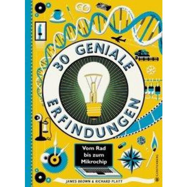 30 geniale Erfindungen - Kinderbuch