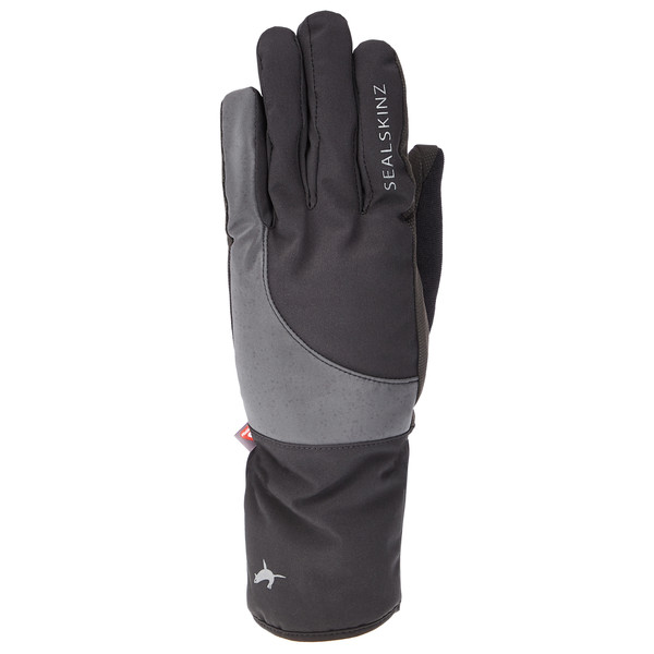 Sealskinz WATERPROOF COLD WEATHER REFLECTIVE CYCLE GLOVE Unisex - Fahrradhandschuhe