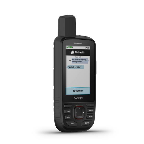 Garmin GPSMAP 66I TOPOACTIVE EUROPE - GPS-Gerät