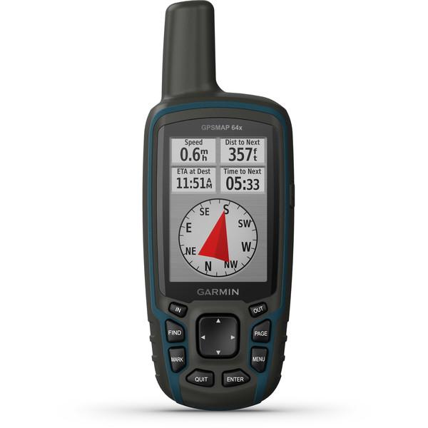 Garmin GPSMAP 64X - GPS-Gerät