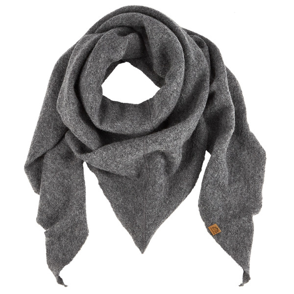 Himalaya BOILED WOOL TRIANGLE-SCARF Frauen - Schal
