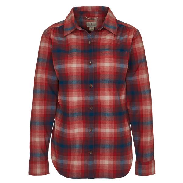 Royal Robbins MERINOLUX FLANNEL Frauen - Outdoor Bluse