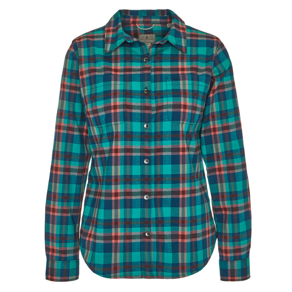 Royal Robbins THERMOTECH FLANNEL Frauen - Outdoor Bluse