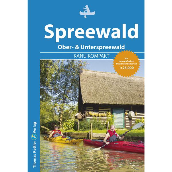 Kanu Kompakt Spreewald - Reiseführer