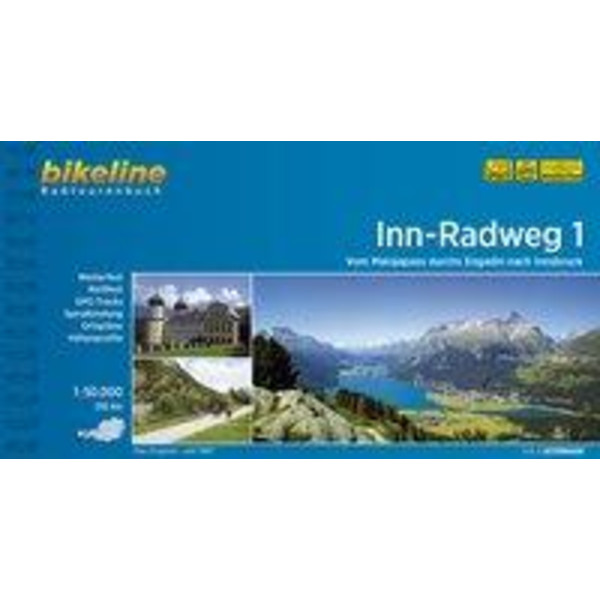 Inn-Radweg / Inn-Radweg 1 - Radwanderführer