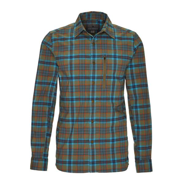 Royal Robbins THERMOTECH REN PLAID L/S Männer - Outdoor Hemd