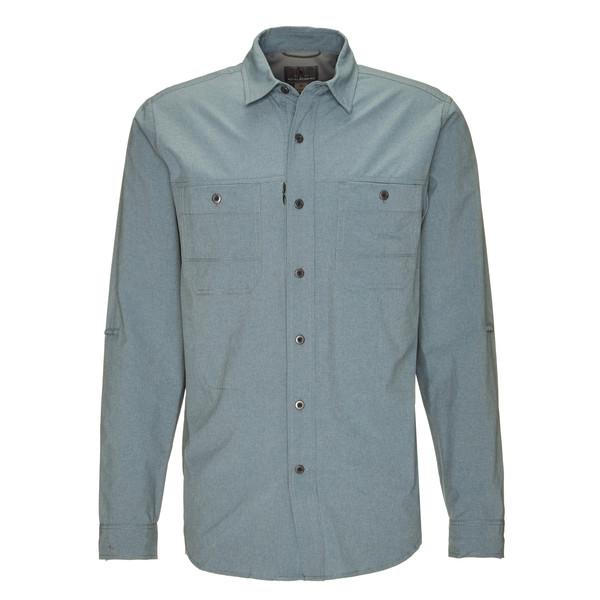 Royal Robbins LONG DISTANCE  TRAVELER L/S Männer - Outdoor Hemd