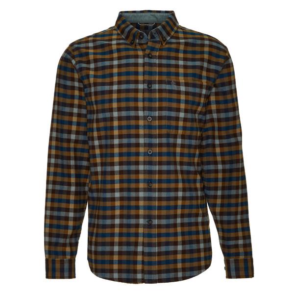 Royal Robbins LIEBACK FLANNEL L/S Männer - Outdoor Hemd