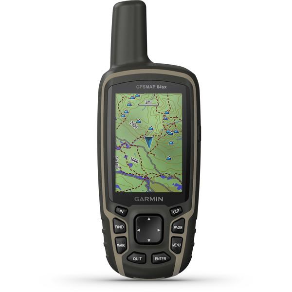 Garmin GPSMAP 64SX Unisex - GPS-Gerät
