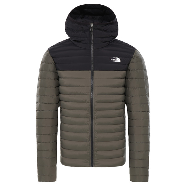 on sale a9bde f1e51 The North Face M STRETCH DOWN HOODIE Daunenjacke