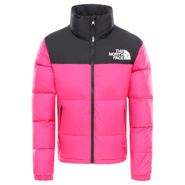 The North Face Y RETRO NUPTSE JKT Kinder - Daunenjacke