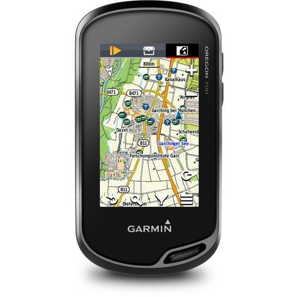 Garmin OREGON 700 + TOPO DEUTSCHLAND V9 PRO - GPS-Gerät