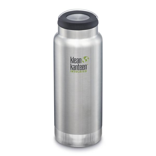 Klean Kanteen TKWIDE VI (LOOP CAP) Unisex - Trinkflasche