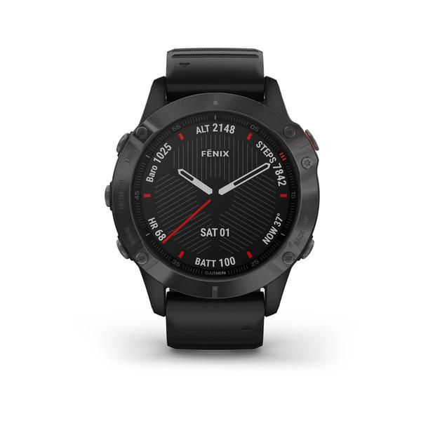 Garmin FENIX 6 SAPPHIRE Unisex - Smartwatch