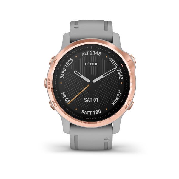 Garmin FENIX 6S SAPPHIRE Unisex - Smartwatch