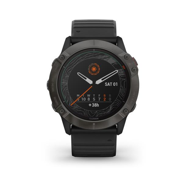 Garmin FENIX 6X PRO SOLAR Unisex - Smartwatch