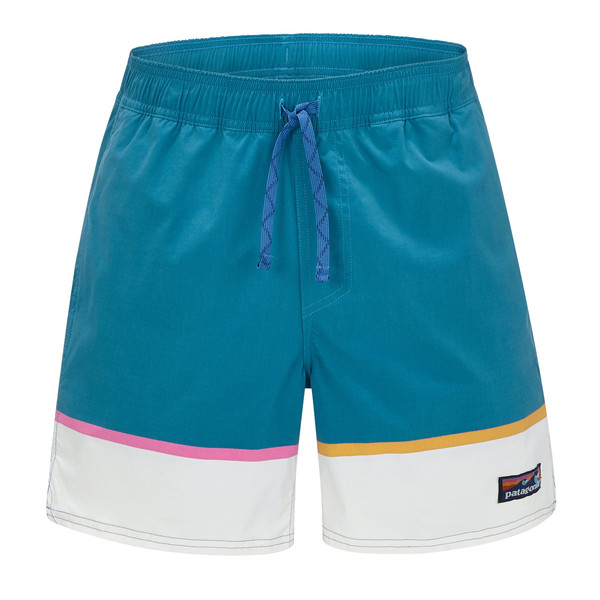 Patagonia M' S STRETCH WAVEFARER VOLLEY SHORTS - 16 IN. Männer - Badehose