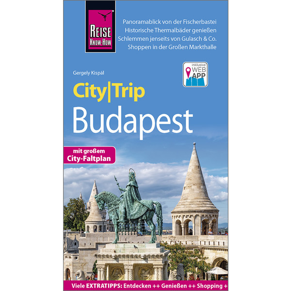 Reise Know-How CityTrip Budapest - Reiseführer