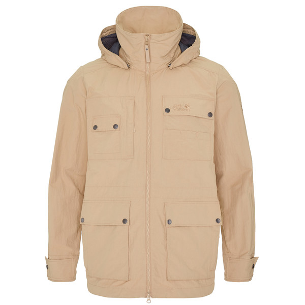 Jack Wolfskin LAKESIDE SAFARI JACKET M Männer