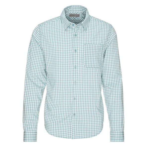 Icebreaker MENS COMPASS FLANNEL LS SHIRT Männer - Outdoor Hemd
