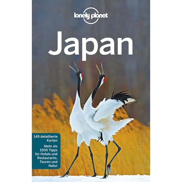 Lonely Planet Reiseführer Japan - Reiseführer