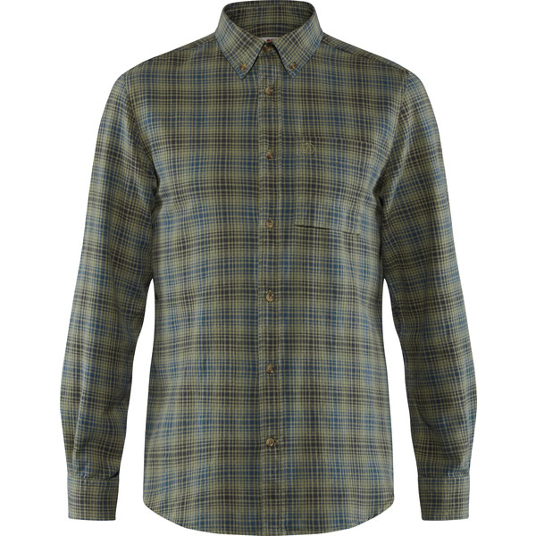 Fjällräven KIRUNA FLANNEL SHIRT M Männer - Outdoor Hemd