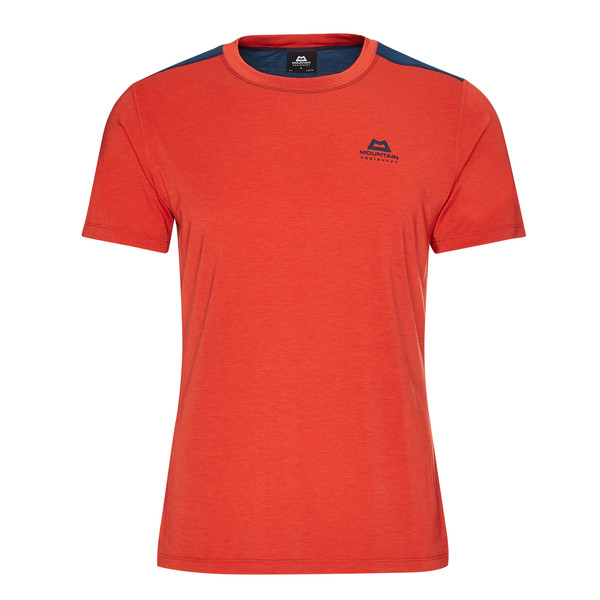 Mountain Equipment GROUNDUP COLOURBLOCK TEE Männer - Funktionsshirt