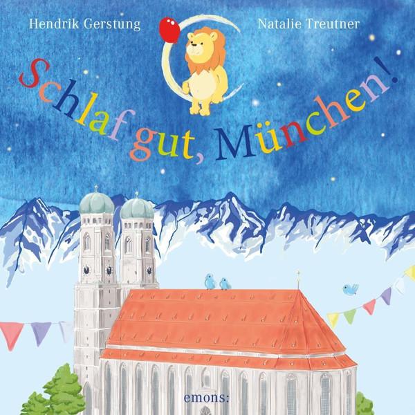 SCHLAF GUT, MÜNCHEN - Kinderbuch