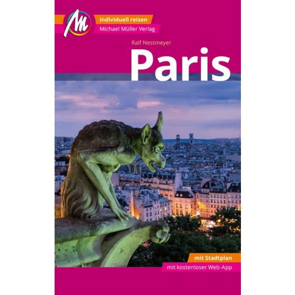 Paris MM-City Reiseführer Michael Müller Verlag - Reiseführer