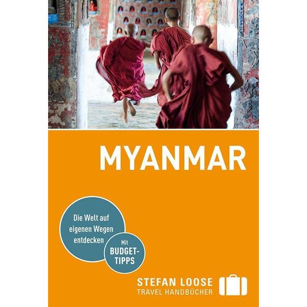 Stefan Loose Reiseführer Myanmar - Reiseführer