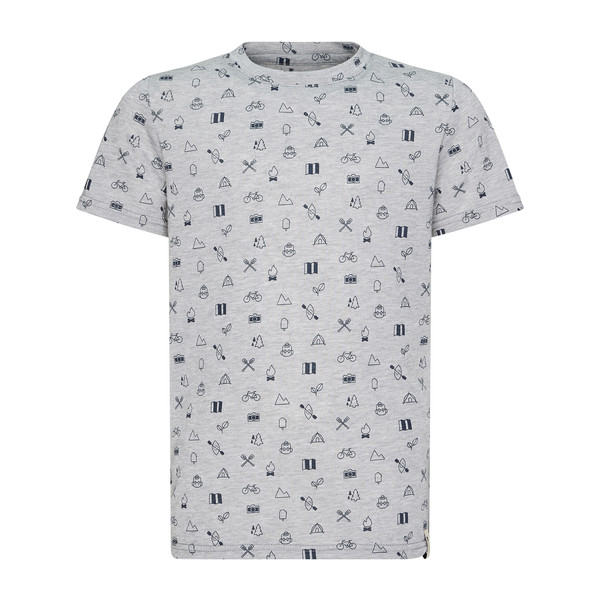 FRILUFTS TOCOA PRINTED T-SHIRT Kinder - T-Shirt