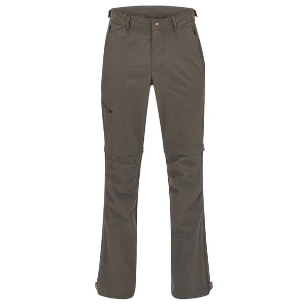 Vaude FARLEY STRETCH T-ZIP PANTS II Männer - Trekkinghose