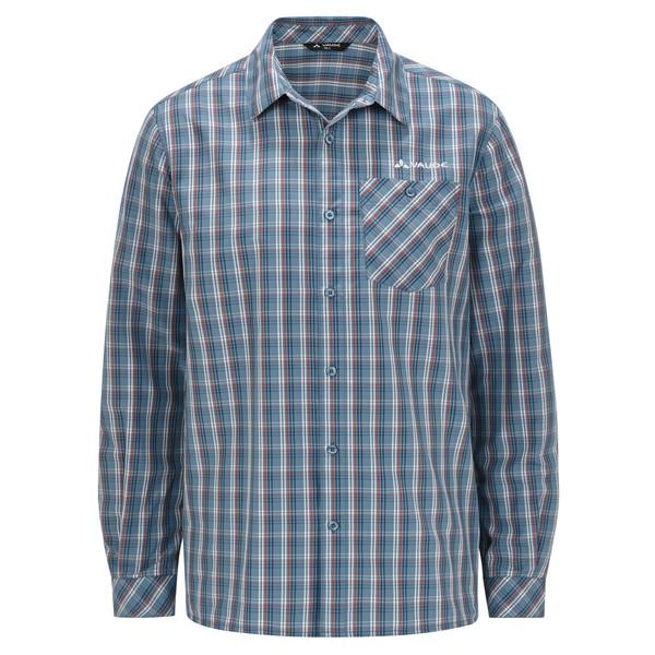 Vaude ALBSTEIG LS SHIRT II Männer - Outdoor Hemd