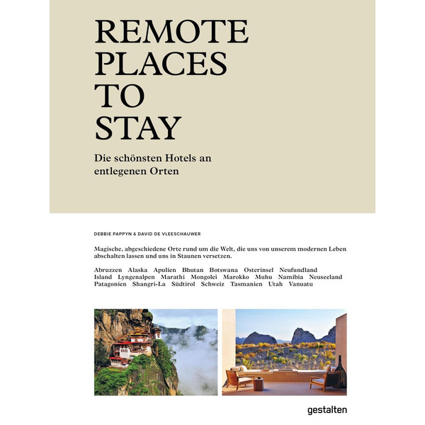 Remote Places To Stay (DE) - Reiseführer