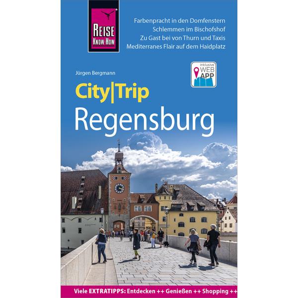 Reise Know-How CityTrip Regensburg - Reiseführer