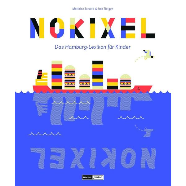 Nokixel - Kinderbuch