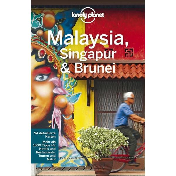 Lonely Planet Reiseführer Malaysia, Singapur, Brunei - Reiseführer