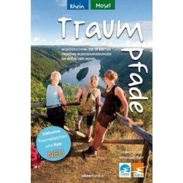 Traumpfade & Traumpfädchen 1 - Rhein und Mosel - Wanderführer
